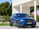 Внешний облик Mercedes GLC Coupe фото