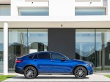 Профиль Mercedes GLC Coupe 2016-2017 фото