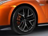 Оригинальные 15-спицевые диски Nissan GT-R фото