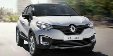 Renault Kaptur 2016-2017