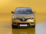 Renault Scenic 4 фото вид спереди