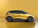 Renault Scenic 4 профиль минивэна