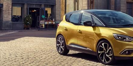 Renault Scenic 2016-2017