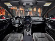 Интерьер Subaru Impreza 5-го поколения