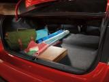 Багажник седана Субару Импреза