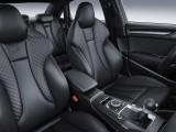 Спортивные сиденья в новом Audi S3 2017-2018