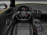 Audi R8 Spyder 2017 года отделка
