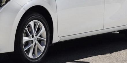 Размер шин и дисков Тойота Королла