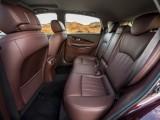 Задний ряд сидений Infiniti QX50 фото