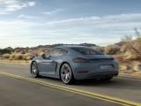 Корма Porsche Cayman фото