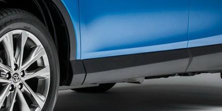 Размер дисков и шин Тойота РАВ4