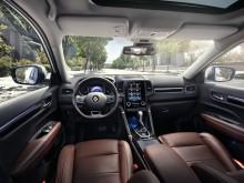 Интерьер Renault Koleos 2 поколения фото