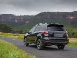 Задняя часть кузова нового Subaru Forester 2016-2017 фото