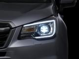 Новая головная оптика Subaru Forester