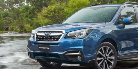Subaru Forester 2016-2017