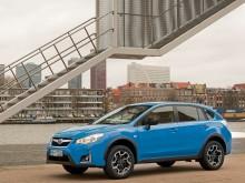 Subaru XV 2016-2017 фото внешний вид