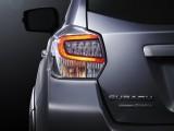Обновленные задние фонари Subaru XV