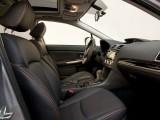 Передние сиденья Subaru XV отделка кожей