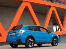 Дизайн кормы Subaru XV 2016-2017 фото