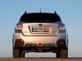 Subaru XV 2016-2017 вид сзади