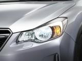 Subaru XV передняя оптика
