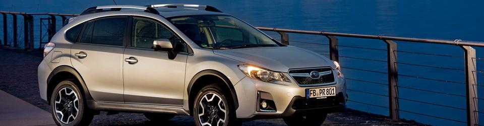 Subaru XV 2016-2017
