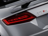 Audi TT RS задняя оптика