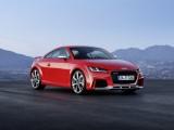 Купе Audi TT RS фото