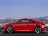 Профиль купе Audi TT RS фото