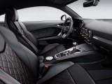Интерьер Audi TT RS фото