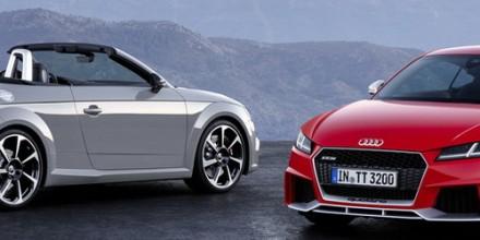 Audi TT RS 2016-2017