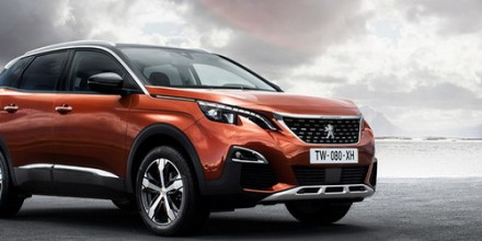 Peugeot 3008 2016-2017