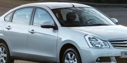 Технические характеристики Nissan Almera