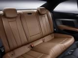 Задние сиденья Ауди А5 купе