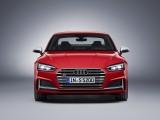 Audi S5 Coupe фронтальная часть