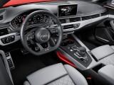 Внутреннее убранство Audi S5 2016-2017