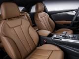 Сиденья переднего ряда Ауди А5 купе