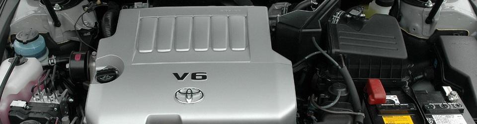 Масло в двигатель Тойота Камри