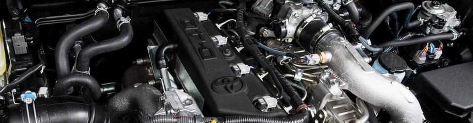 Масло в двигатель Тойота Ленд Крузер Прадо