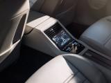 Porsche Panamera панель управления для задних пассажиров