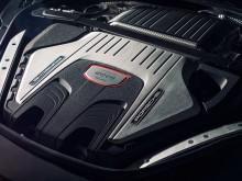 Турбированный мотор V8 Порше Панамера