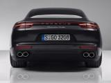 Porsche Panamera вид сзади