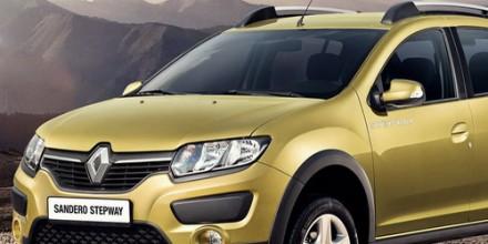 Комплектации и цены Renault Sandero Stepway 2016-2017