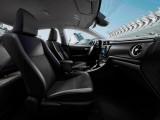 Интерьер Тойота Королла 2016-2017 фото