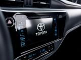 Экран мультимедиа Тойота Королла фото