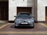 Новая Тойота Королла дизайн передней части
