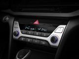 Блок управления климатом Hyundai Elantra