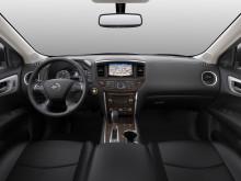 Интерьер Nissan Pathfinder 2017-2018 фото