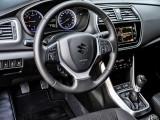 Интерьер Suzuki SX4 рестайлинг 2016-2017 года
