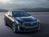 Новый Cadillac CTS-V фото